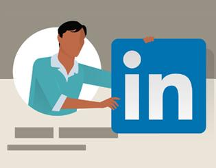 Link in to professional growth with a LinkedIn account