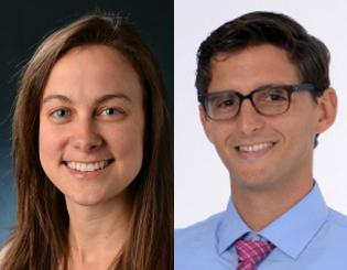 Two faculty members chosen for prestigious National Academy of Education fellowships