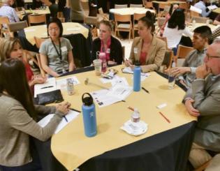 ODECE, campus Be Woke program gain momentum for 2018