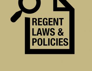 Faculty in focus with latest Regents laws and policies review