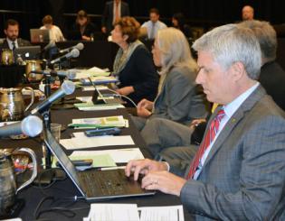 Board of Regent meeting roundup