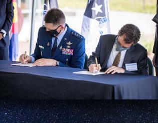 U.S. Space Force, CU announce partnership