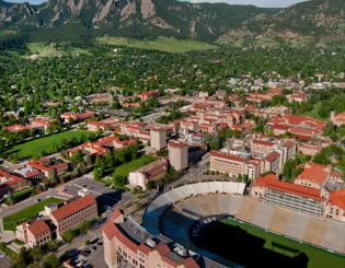 CU-Boulder ranked No. 46 best global university