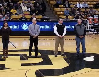 Boulder Staff Council, Athletics work together on staff appreciation events