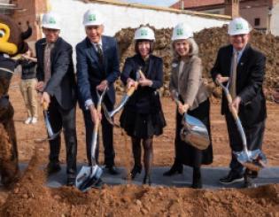 CU Boulder breaks ground on $57 million music building expansion