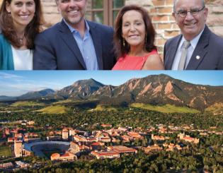 Crown gift to establish a unique wellness research institute at CU Boulder