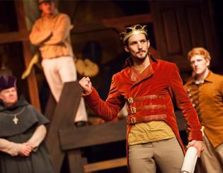 CSF concludes 2016 season with 'Henry VI, Part 2'