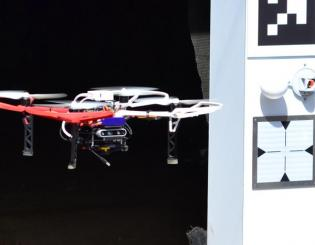Drones go underground in high-stakes competition