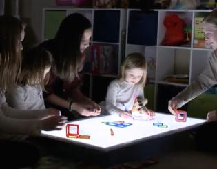 How bright light keeps preschoolers wired at night