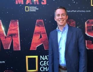 Newest MARS episodes to be screened on campus with an expert twist