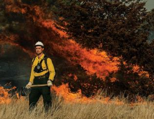 Megafire: The too-bright future of wildfire in America