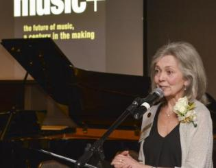 Roser Piano and Keyboard Department named after gift from longtime music champion