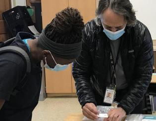 CU Boulder researchers help clear the air in Denver Public Schools