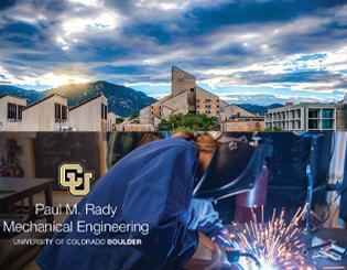 CU Boulder Mechanical Engineering Department gets new name