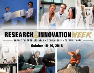 Research and Innovation Week offers something for everyone