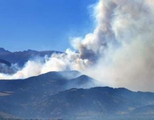 CU Boulder receives $1.1 million in EPA grants to reduce public exposure to wildland fire smoke