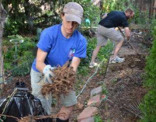 Staff, faculty donate time, talent through Student Affairs Service Days