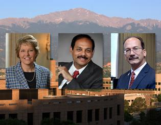 UCCS Chancellor Finalists