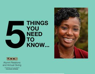 '5 Things You Need to Know,' with professor Stephany Rose Spaulding