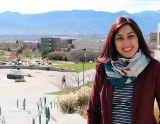 Megan Bell blazes trails for future higher education leaders
