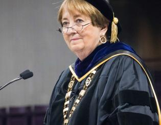 Chancellor announces retirement; Reddy named interim