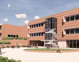 Foundation provides $2 million gift for proposed Engineering Annex