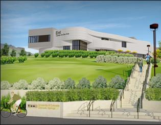 UCCS, Ent Federal Credit Union extend agreement; new arts venue named