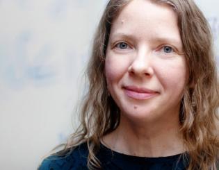 Faculty profile: Mathematics sharpens the world for Oksana Bihun