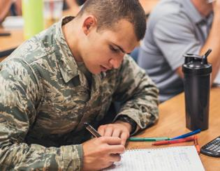 New certificate program enhances promotion opportunities for active duty military
