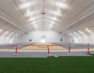 Mountain Lion Fieldhouse ribbon-cutting set for Sept. 5