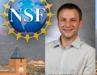 Smaller, faster, stronger: NSF grant will help Tvrdy develop the electronics of the future