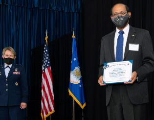 Reddy selected as U.S. Air Force Academy Honorary Commander