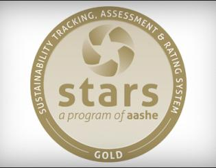 UCCS earns gold rating for sustainability