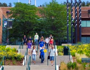 Student retention equals campus connection