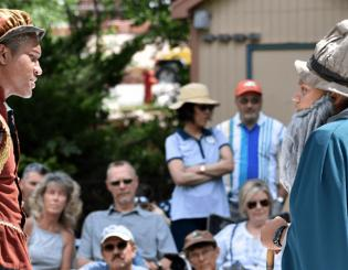 Theatreworks continues touring Shakespeare tradition for summer 2021