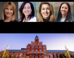 Four women leaders make higher education history