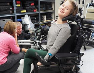 Assistive Technology Partners finds new space on CU Denver campus