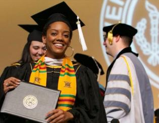Fall 2019 Commencement honors graduates, faculty award recipients