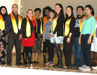 This year's graduates of the Educational Opportunities Programs at CU Denver.