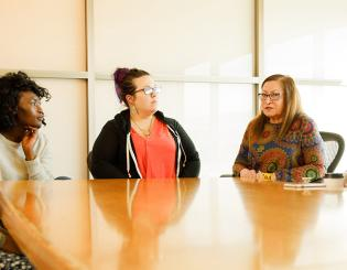 Education school prepares future counselors to address diverse clients