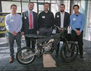 Students make their mark on real-world innovation in annual engineering competition