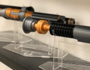 Mechanical engineering students start specialization by building lightsabers