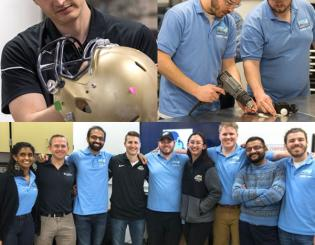 CU Denver-led startup wins NFL contest for helmet safety