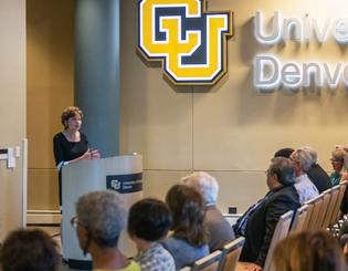 State of the Campus: 'Because of you, CU Denver is on the rise'
