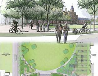 Expansive park to grace Tivoli quad