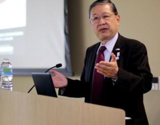 Walk in U.S., Talk on Japan program comes to CU Denver