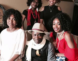 Family from West Africa realizing lofty goals together at CU Denver