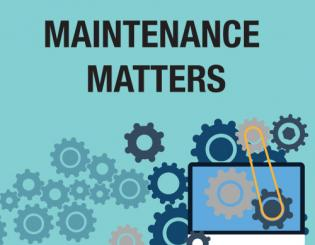 New UIS maintenance blog debuts