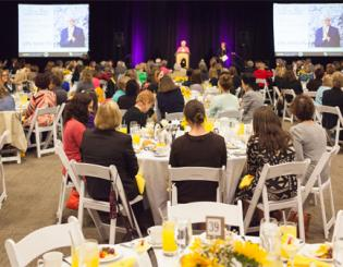 Unstoppable Women's Luncheon at UCCS draws 400
