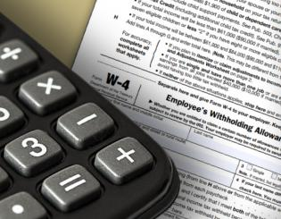 2018 W-4, tax calculators released